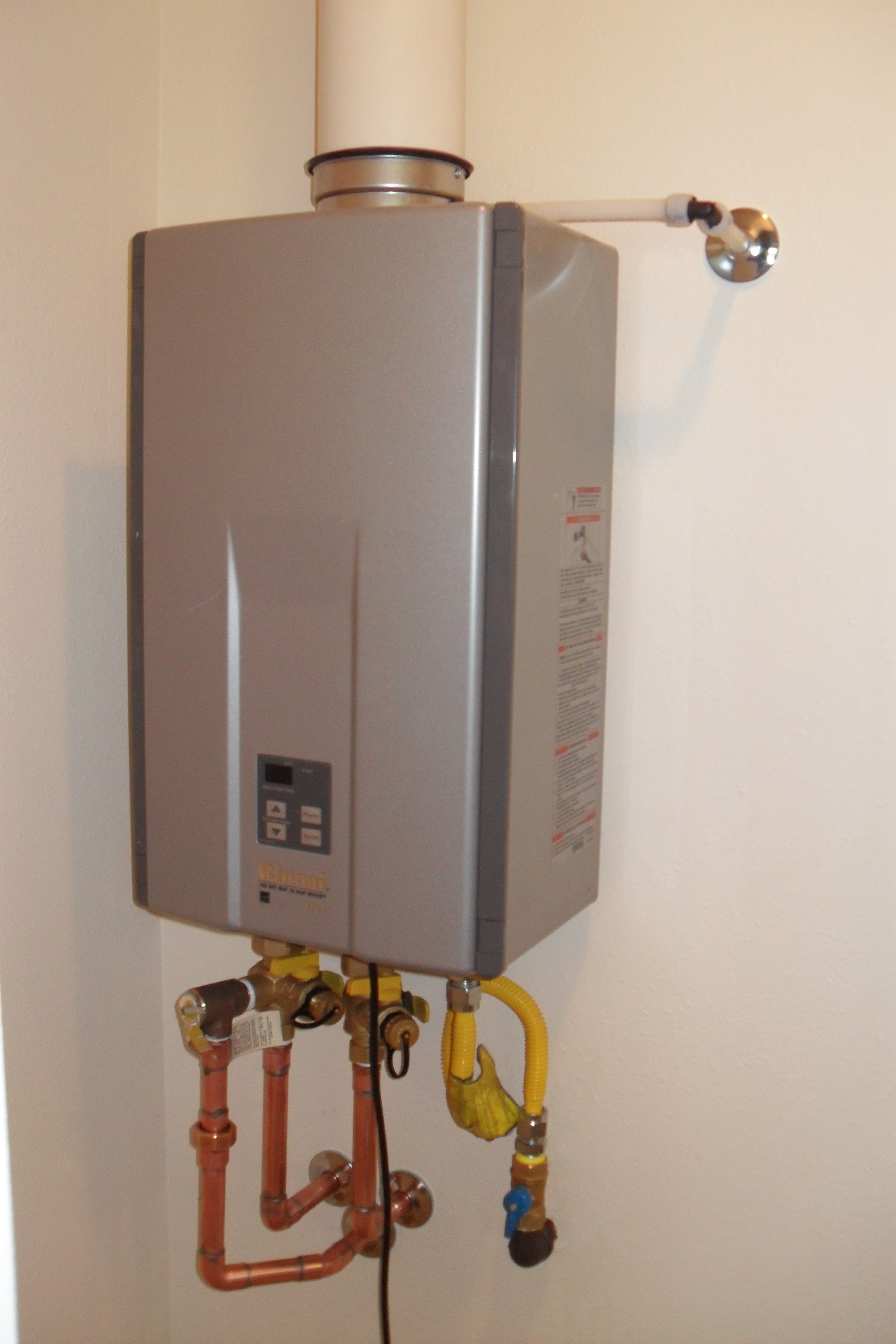 Image Result For Tankless Water Heater Installers